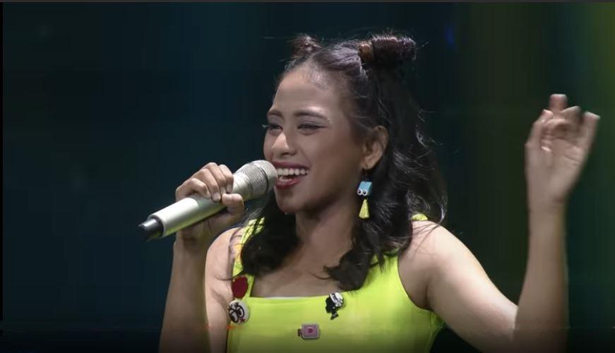 Trianeta Henuk The Voice-JaringPos
