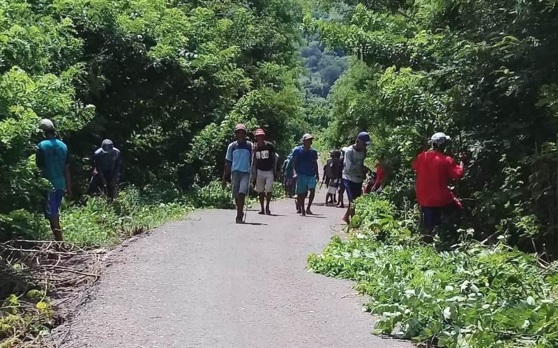 Masyarakat Dusun Laci-JaringPos