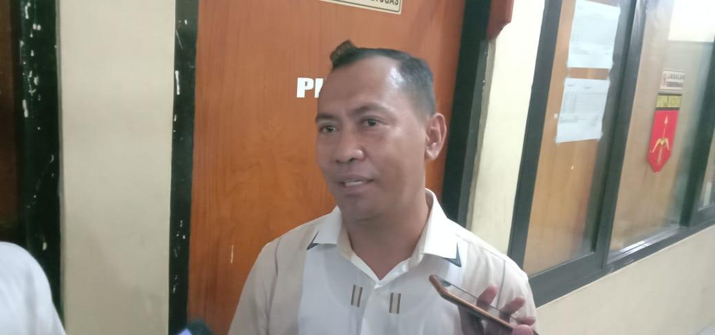 Kepala Satuan Reserse dan Kriminal Polres Manggarai Barat Iptu Ridwan SH-JaringPos