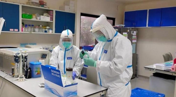 Bantuan Laboratorium