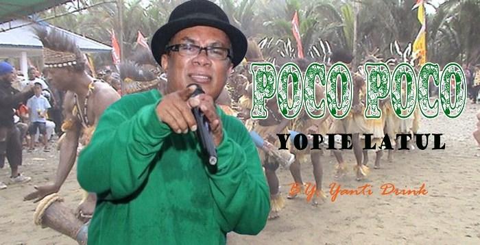 Lagu Poco Poco Yopie Latul-JaringPos