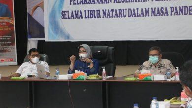 Rapat Evaluasi Penanganan Pandemi Covid 19 Provinsi Sulawesi Tenggara-JaringPos