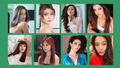 Daftar 10 Wanita Tercantik Di Asia Tahun 2021