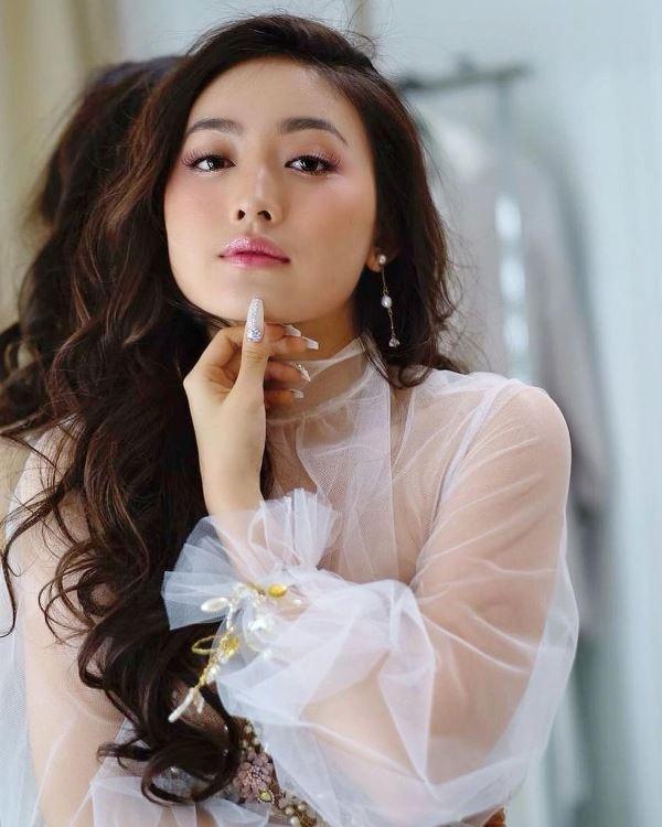 8 Natasha Wilona Wanita Tercantik Di Asia-JaringPos