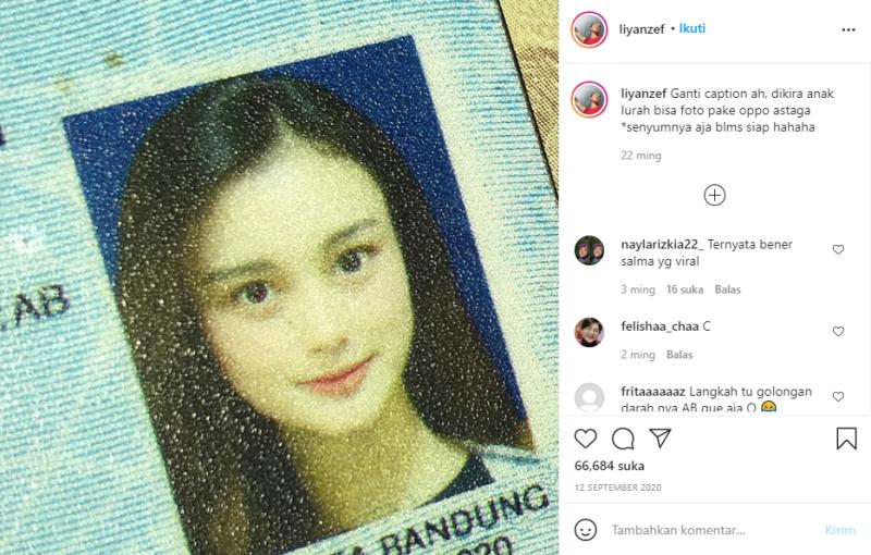 Instagram @liyanzef-JaringPos