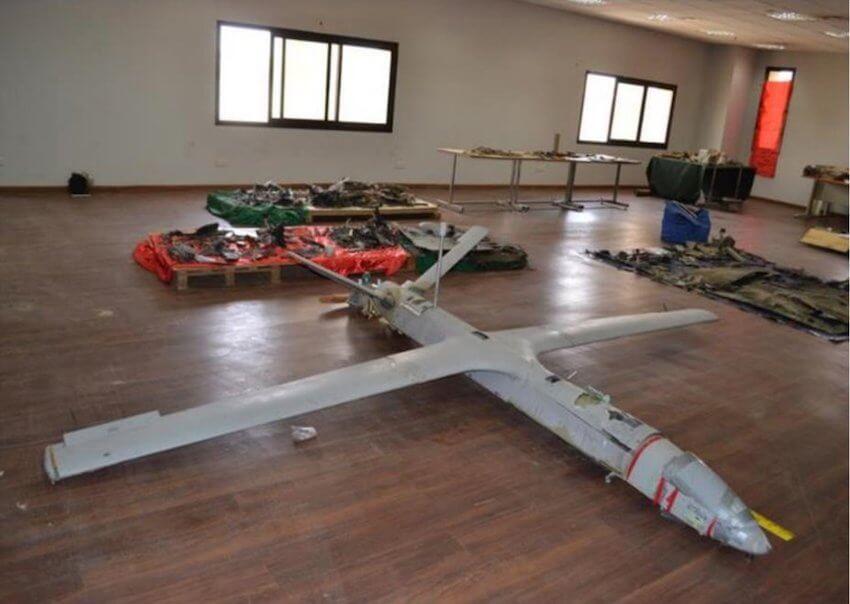 Drone Milisi Houthi-JaringPos