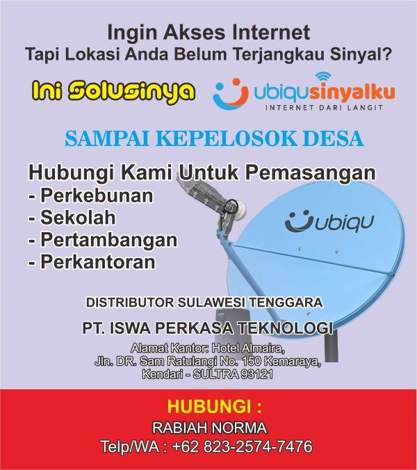 Iklan Ubiku Sinyalku Rabiah-JaringPos
