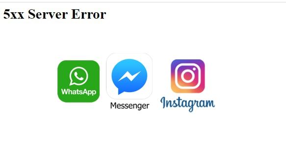 Instagram WhatsApp dan Facebook Messenger Alami Gangguan Global-JaringPos