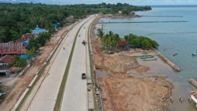 Jalan Kendari Toronipa-JaringPos