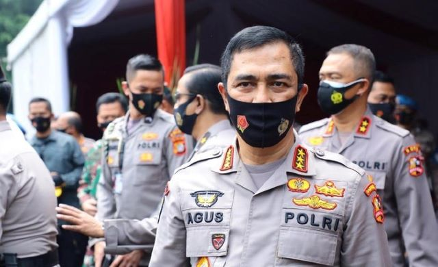 Kabareskrim Polri Komjen Agus Andrianto-JaringPos