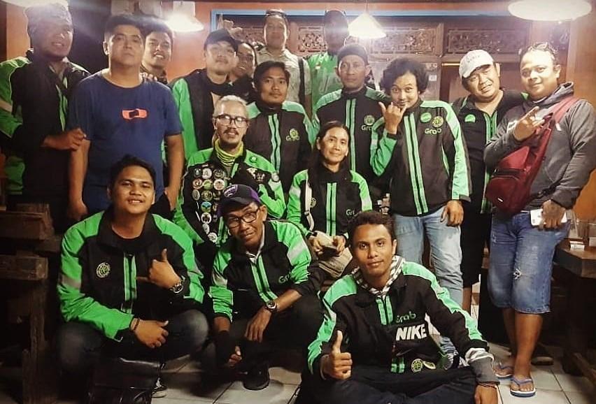 Komunitas Ojol Bugs Family Denpasar 2-JaringPos