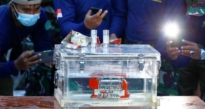Kotak hitam Sriwijaya Air SJ 182 Ditemukan-JaringPos