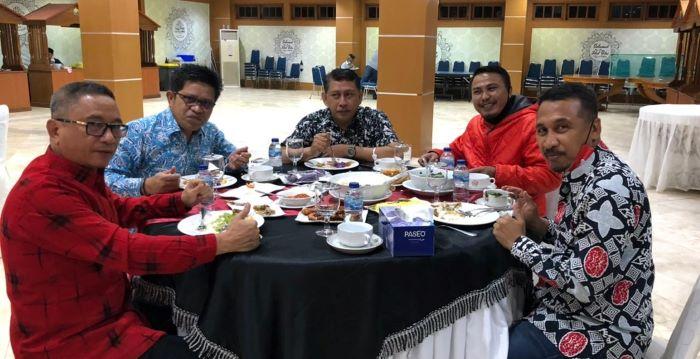 Ramah Tamah bersama Crew Metro TV-JaringPos