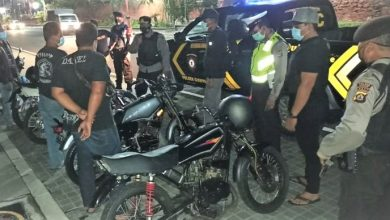 Sepeda Motor Knalpot Bising-JaringPos