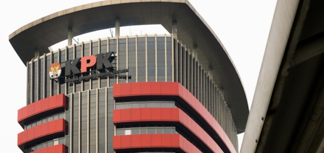 Gedung KPK-JaringPos