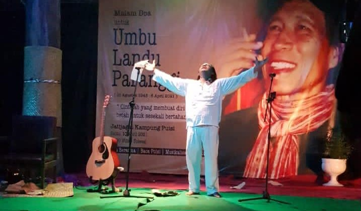 Malam Doa Untuk Penyair Umbu Landu Paranggi-JaringPos