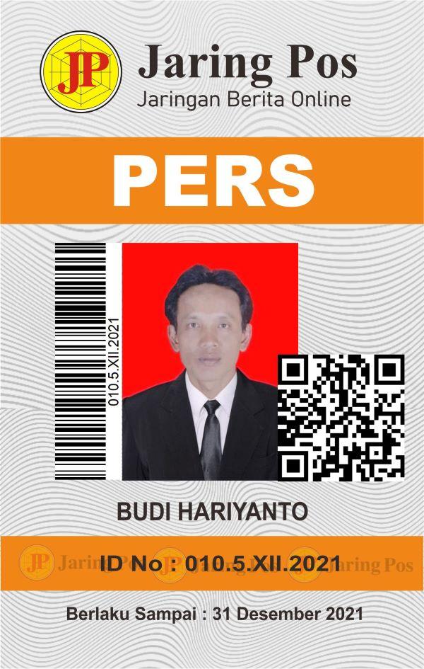 Budi Hariyanto-JaringPos