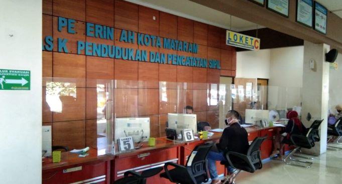 Dukcapil Kota Mataram