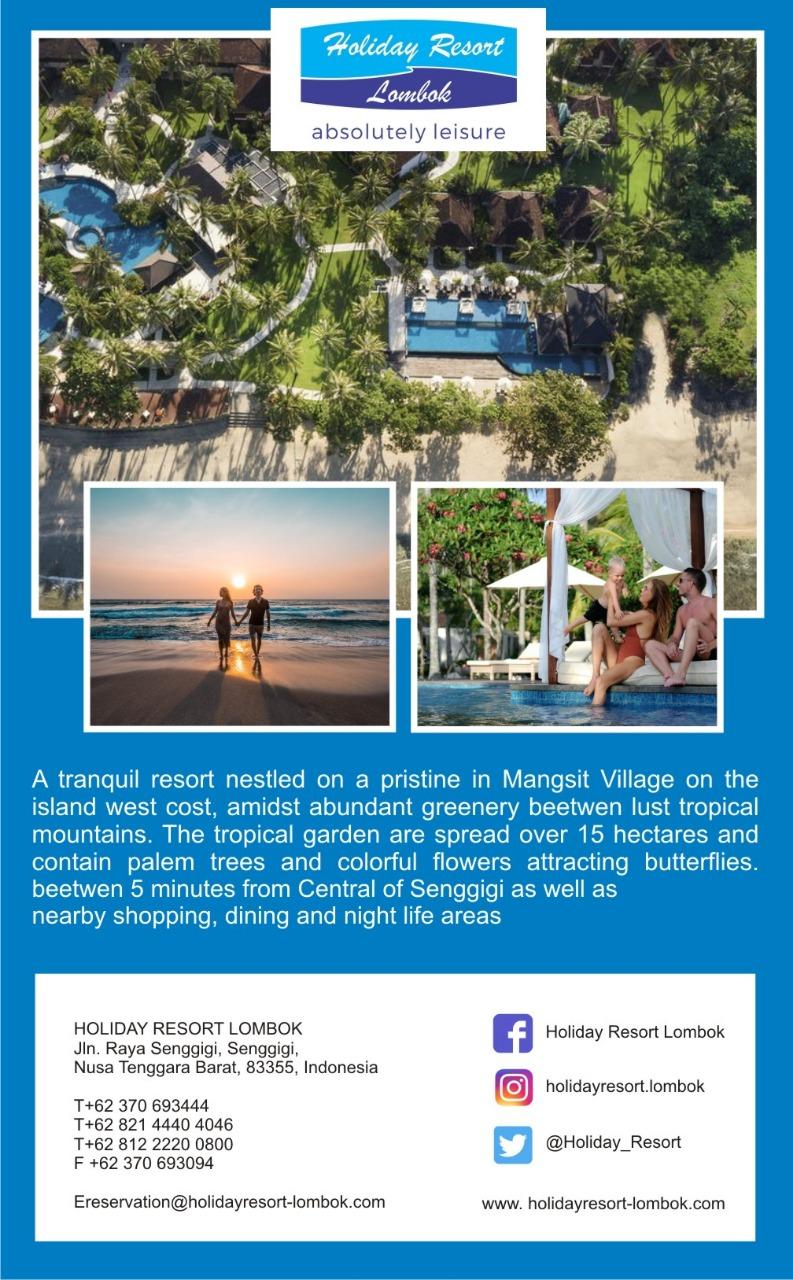 Holiday Resort Senggigi-JaringPos