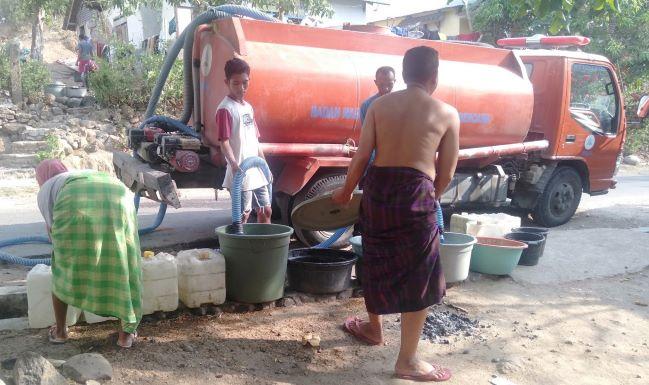 Krisis Air Bersih di Dompu