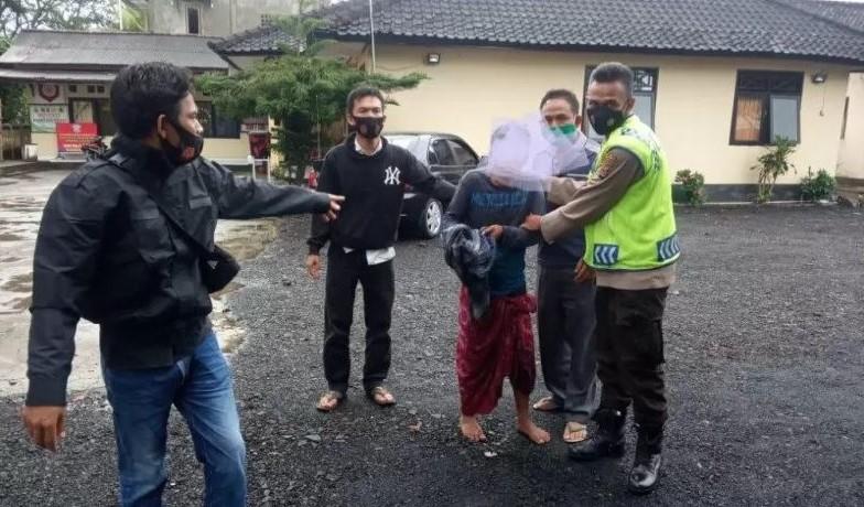 dua warga di Lombok Tengah saling tebas