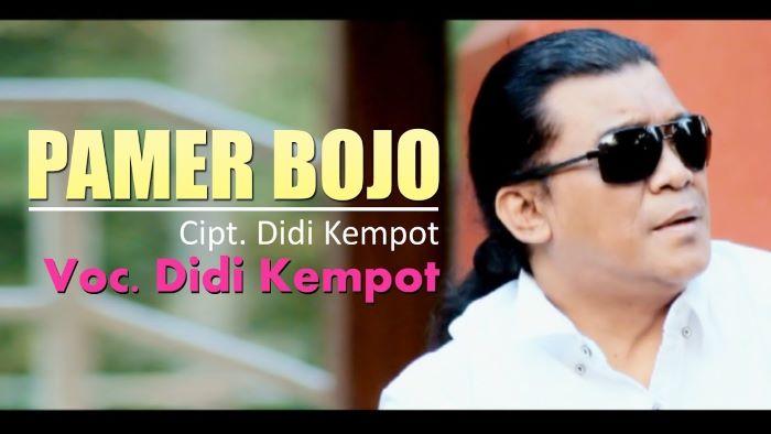 Cord Lagu Didi Kempot Pamer Bojo