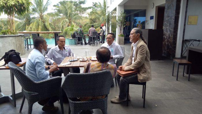 Rapat Evaluasi Workshop Percepatan Penanganan Investasi