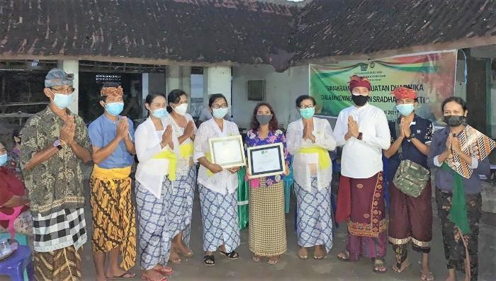 Penguatan Dharmika oleh Bimas Hindu Kota Mataram-JaringPos