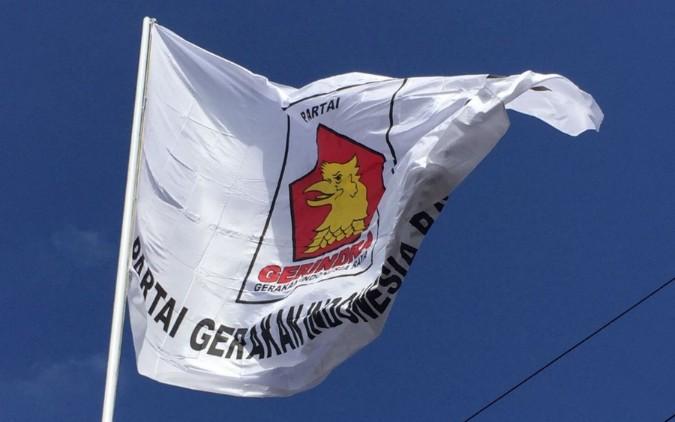 Bendera Gerindra-JaringPos