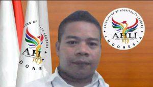 I Ketut M. Jaya Kusuma, CHA. Ketua Umum DPD AHLI (Association of Hospitality Leaders Indonesia).