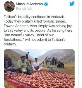 tulis mantan menteri tersebut di akun Twitter-nya, @andarabi,yang dilansir Al Arabiya, di kutip Jaringpos.com. Minggu (29/8/2021).
