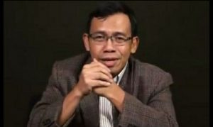 Pengurus Cabang Istimewa Nahdlatul Ulama Amerika Serikat (PCINU AS), Akhmad Sahal atau Gus Sahal ikut angkat suara terkait Rocky Gerung yang pelajari Al-Qur'an /YouTube.com/Cokro TV.