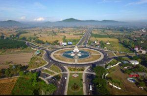Mandalika merupakan kawasan ekonomi khusus (KEK) Indonesia.