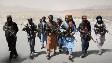 Pasukan Taliban memasuki Kota Kabul Afghanistan
