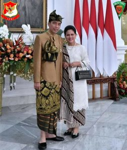 Ibu Iriana Joko Widodo (Jaringpos.com)